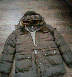 Зимняя куртка на подростка 12-14 лет