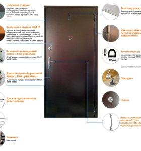 Дверь любого размера в Мучкапе