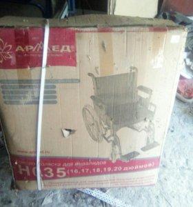 Кресло коляска для инволидов (новая)