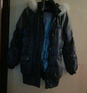 Зимняя куртка беременным.