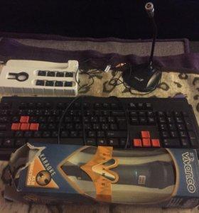 Продам клавиатуру х7