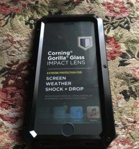 Защитный чехол для iPhone 6 Plus- 7 Plus.