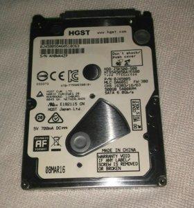 Жесткий диск Hgst Z5k500, 500гб