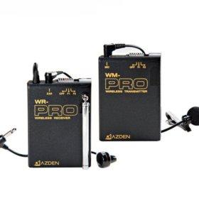 Петличный микрофон Azden WLX Pro