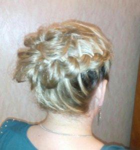 Стрижки,укладки и покраски волос