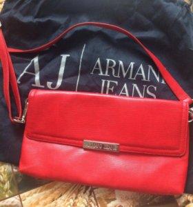 Новая сумка Armani Jeans