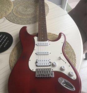 Гитара Электро гитара, музыкальный инструмент