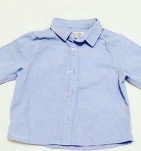 Рубашка Zara baby