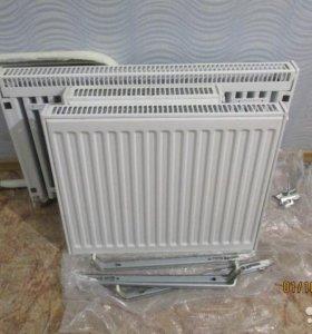 Радиаторы металлические
