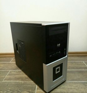 Компьютер Core 2 Duo/4GB ОЗУ/1TB HDD