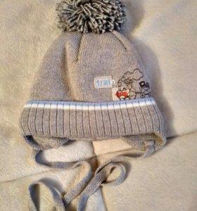 Новая шапка для мальчика