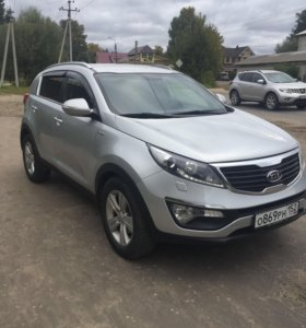 Sportage 3, AT, 2.0, 4WD, 2011