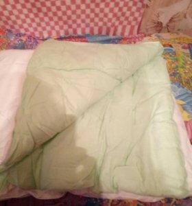 Новое одеяло для малыша
