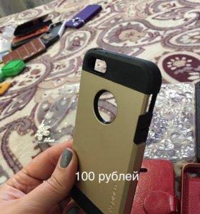 Чехлы на IPhone 5 или 5s