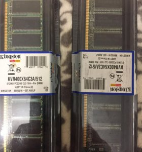 Оперативная Память Kingston 512мб DIMM