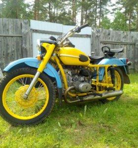 Мотоцикл Урал 8.903.10