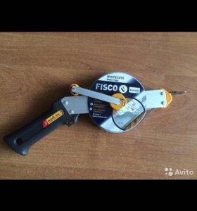Геодезическая рулетка Fisco