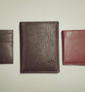 Портмоне Новый, бумажник, кошелек