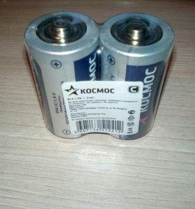 Батарейки R14 (C) 1.5V