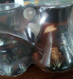Турка, кофейный набор