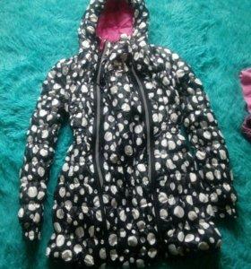 Куртка для беременных и для ношения деток