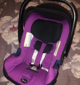 Автокресло (0+) Britax Romer Baby-Safe Plus II
