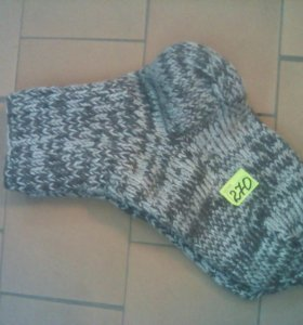 Носки шерстяные размер 46-48
