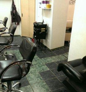 Аренда места парикмахера