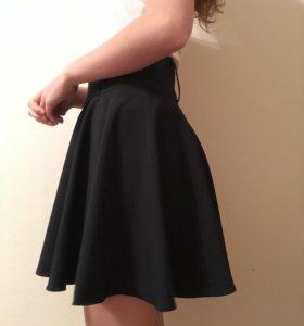 Юбка школьная