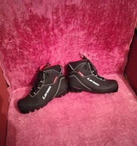 Лыжные ботинки в отличном состоянии