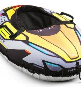 Тюбинг-ватрушка Small Rider Asteroid Sport