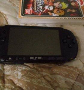 PSP sony игровая приставка