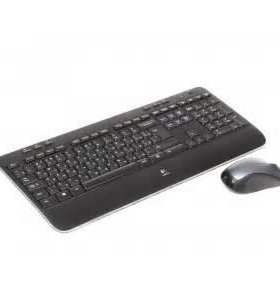 Клавиатура+мышь Logitech MK520 Wireless