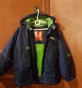 Куртка детская reima