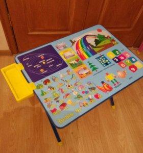 Детский раскладной стол