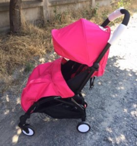 Yoya детская коляска прогулка premium комплектация