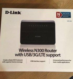 Роутер D-Link DIR 620
