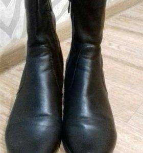 Ботинки осень 37