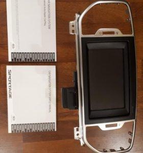 Штатная навигационная система для Kia Sportage QL