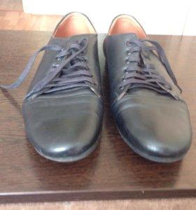 туфли кожанные новые