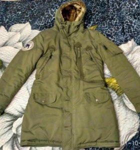 Куртка зимняя, 42-44 размер
