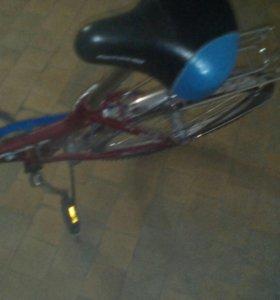 Продам велосипед forward складной