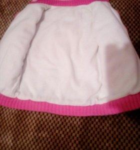 Курточка. 2-4 года