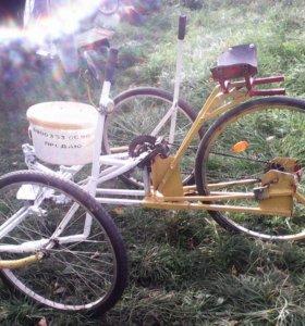 Велосипед-трицикл