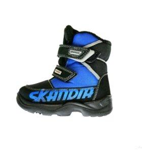 Skandia Новые Ботинки размер 23