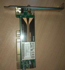 беспроводной PCI wi-fi адаптер для компьютера