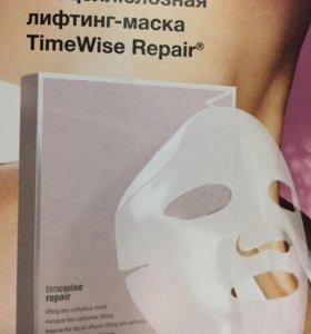 Биоцеллюлозная лифтинг- маска Мери Кей 4 шт