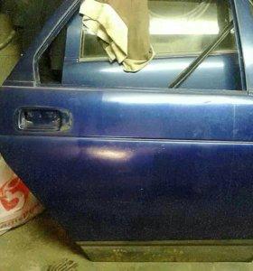 Дверь на ВАЗ 2110 задняя правая
