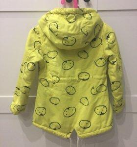 Куртка парка осень-весна 92-98