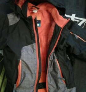 Куртка детская демисезонная